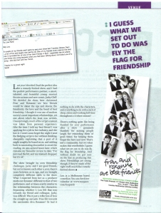 Insiders Out - Ha Magazine - Page 2 2006